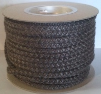 Soft Black Stove Rope 10mm x 25m