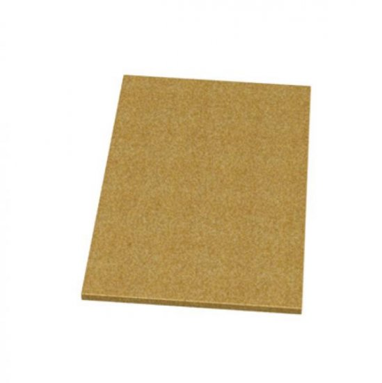 500mm x 300mm Vermiculite fireboard, PACK OF 2